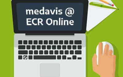 ECR 2020 Virtuelle Ausstellung 15.-21.07.2020