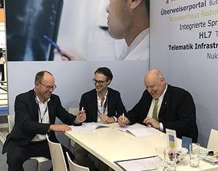 medavis und die Radiologie Holding GmbH besiegeln strategische Partnerschaft auf dem RöKo