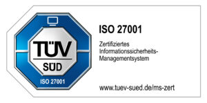 ISO 2007 Prüfsiegel groß