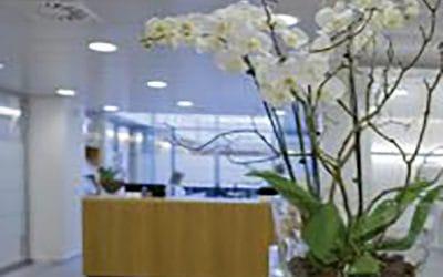 Merian Iselin Klinik in Basel, Schweiz