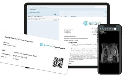 Radiologische Daten jetzt auch für Patienten online einsehbar