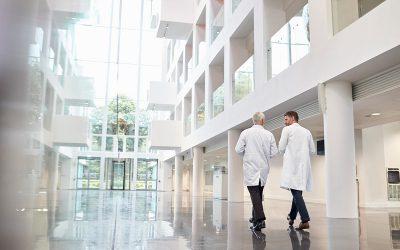 Überblick: Kliniken und Krankenhäuser