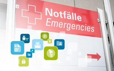 Notfalldatenmanagement (NFDM) mit medavis RIS